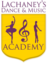 LaChaney's Dance and Music Academy Logo